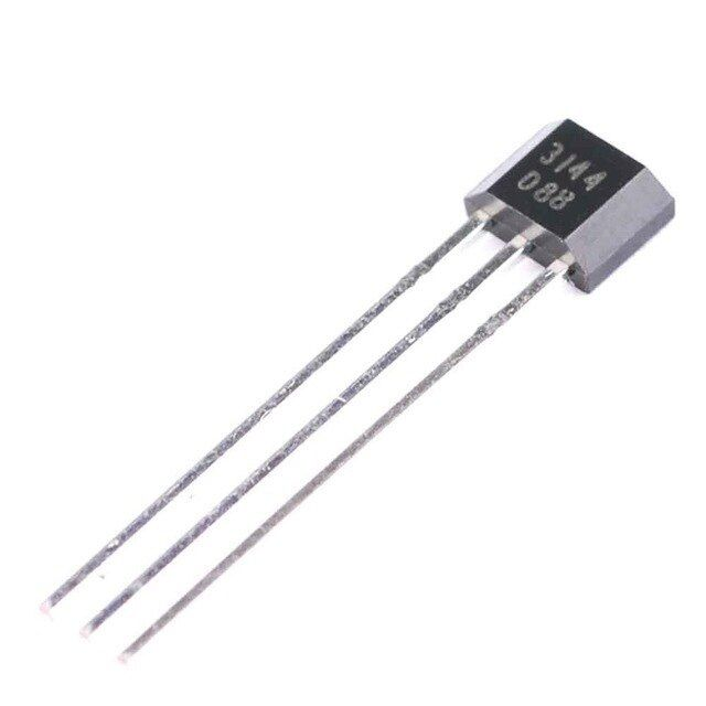 A-3144 DIP Hall Effect Sensörü