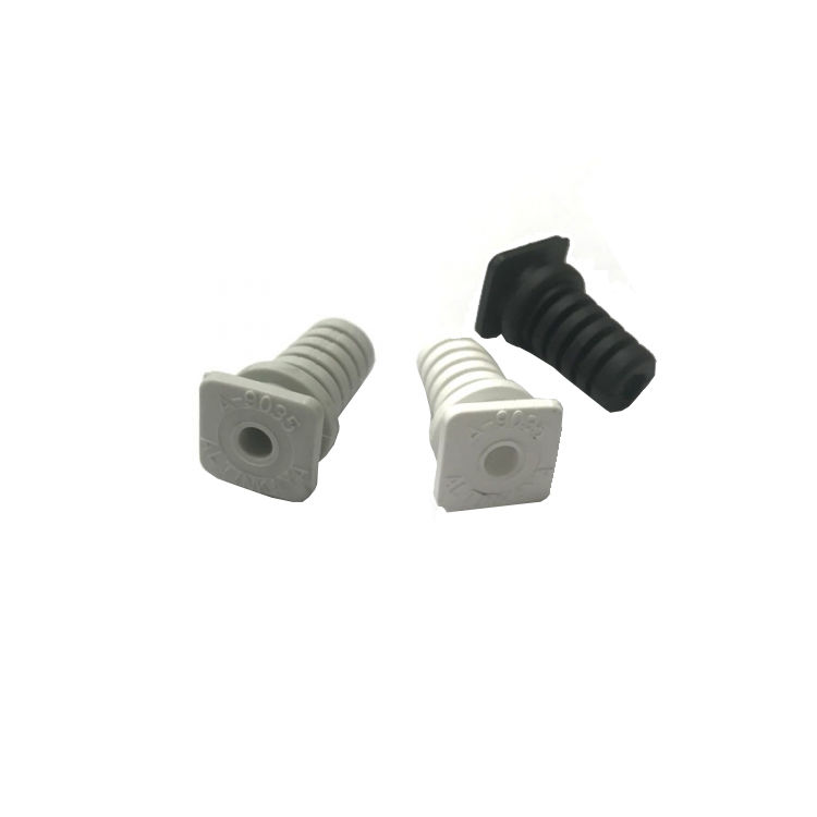 A-9035 3,5 mm Kablo Grometi - Beyaz