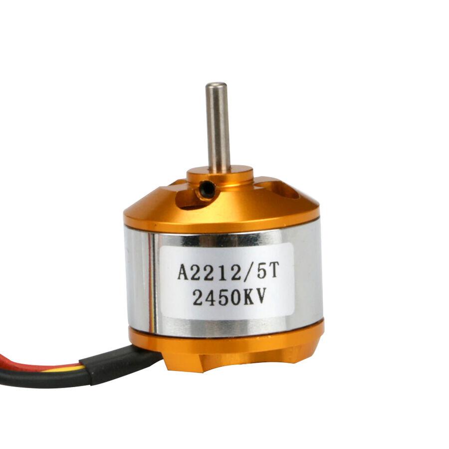A2212 Quadcopter 2450KV Fırçasız Motor