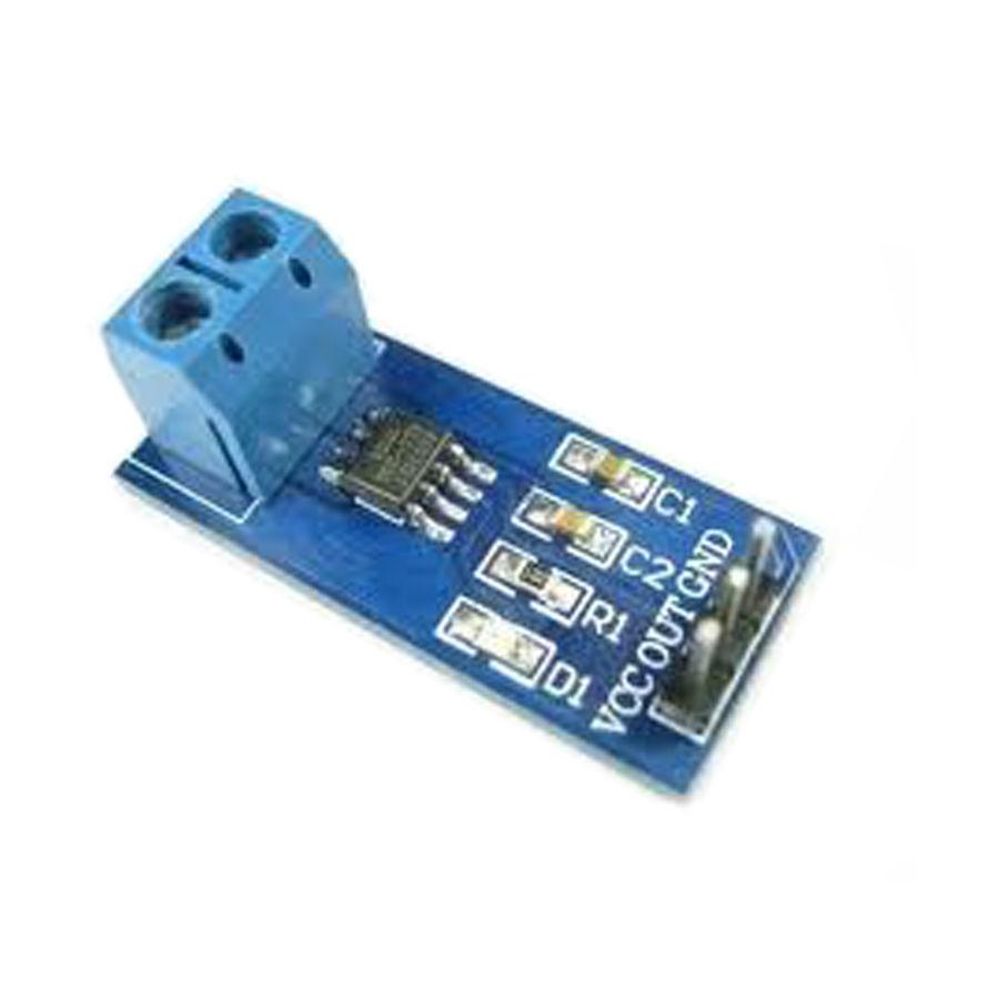 ACS712 Akım Sensörü AC / DC +20A / -20A Modül