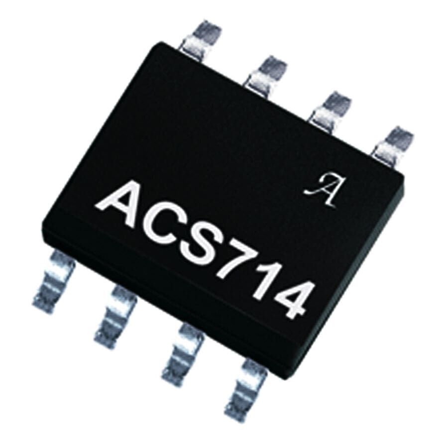 ACS714ELCTR-05B-T 5A SMD AC/DC Akım Sensörü Entegresi SOIC-8