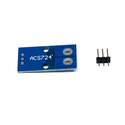 ACS724 - 50A - Hall Akım Sensör Modülü - Thumbnail