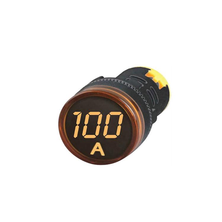 AD-116 Ampermetre - 100A - Sarı