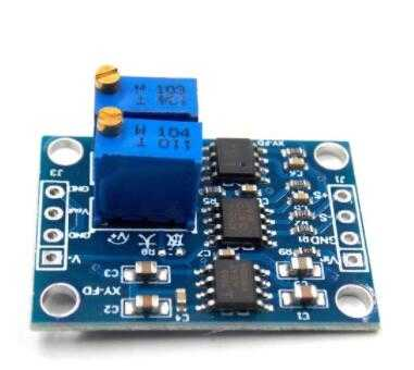 Ad620 Mikrovolt Sinyal Modülü