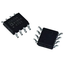 AD623A Smd OpAmp Entegresi Soic-8 - Thumbnail