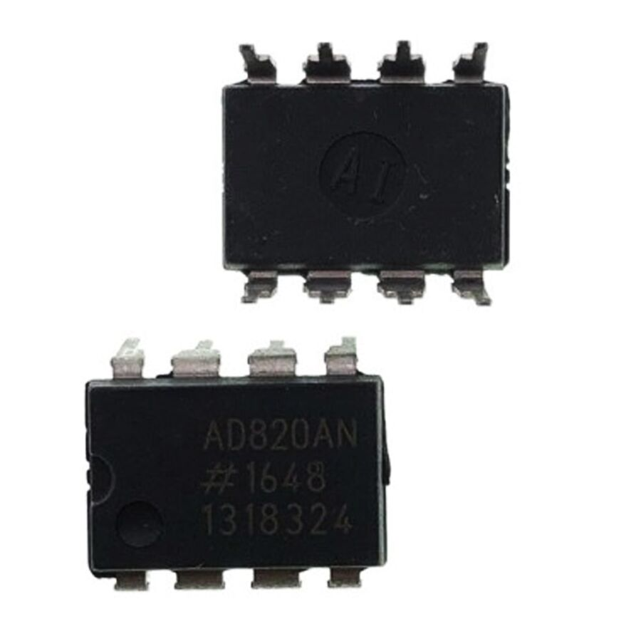 AD820AN OpAmp Entegresi Dip-8