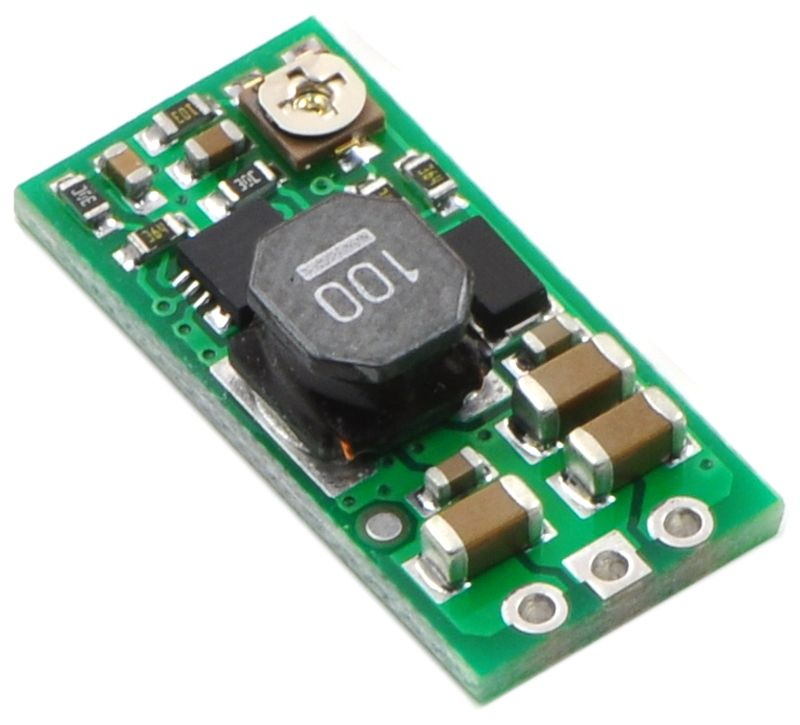 Ayarlanabilir Regülatör - Adjustable Boost Regulator - 4-25V - Pololu - # 799