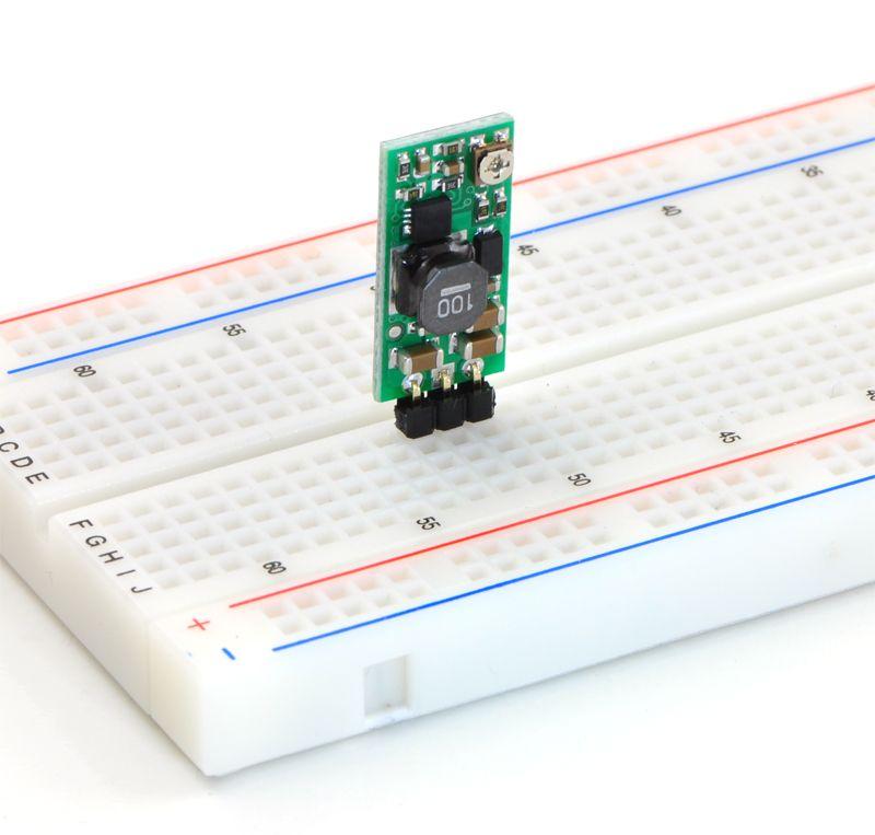 Ayarlanabilir Regülatör - Adjustable Boost Regulator - 4-25V