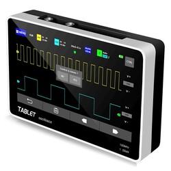 ADS1013D 100MHz 2 Kanal 1GSa/s Dijital Dokunmatik Tablet Osiloskop - Thumbnail