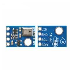 AHT10 Dijital Sıcaklık ve Nem Sensörü Modülü I2C - Thumbnail