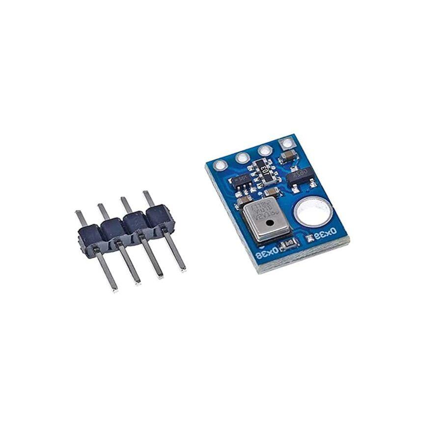 AHT10 Dijital Sıcaklık ve Nem Sensörü Modülü I2C
