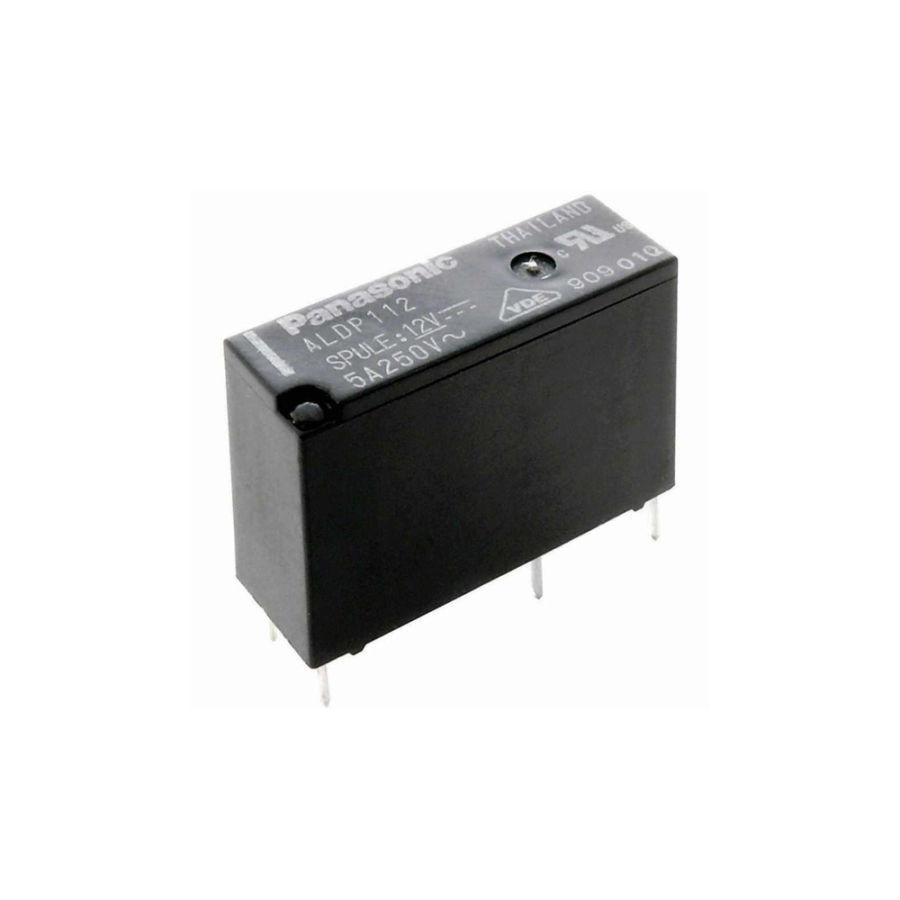 ALDP112W Panasonic Röle 5A 12V 4 Pin