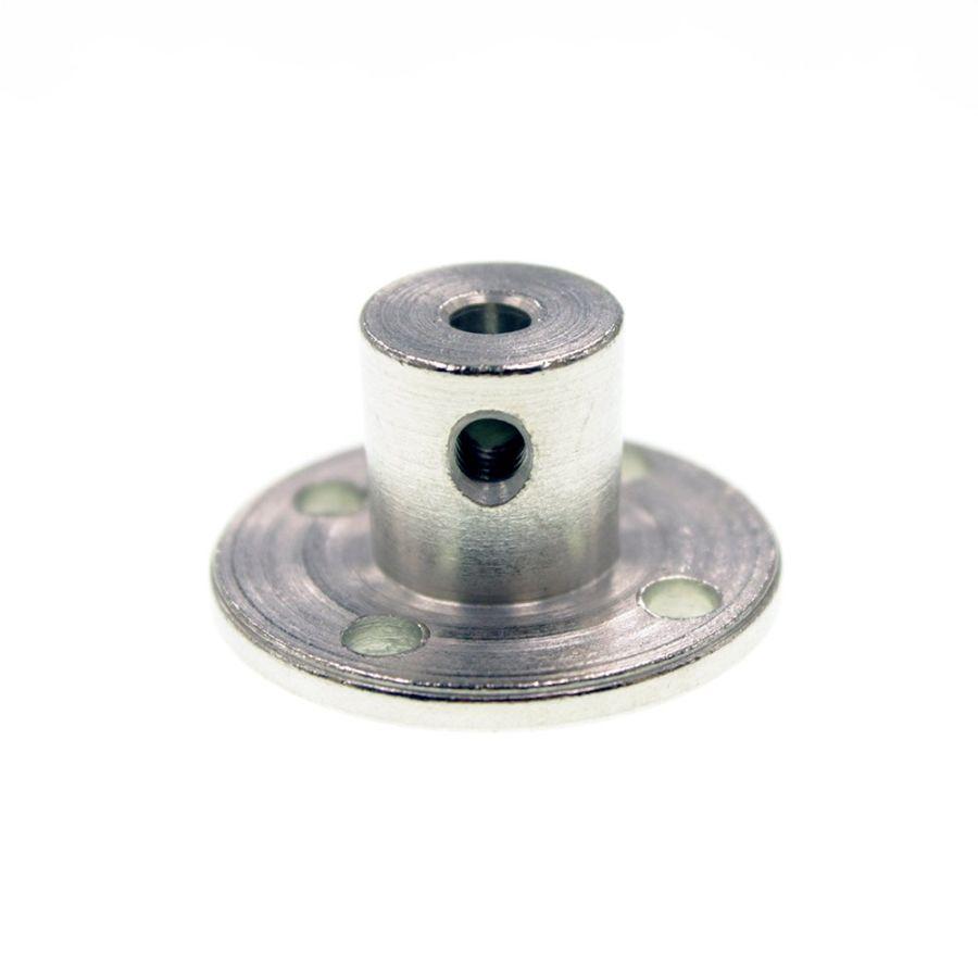 Alüminyum Bağlantı Aparatı Kaplin - 5mm - M3