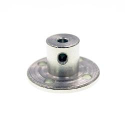 Alüminyum Bağlantı Aparatı Kaplin - 5mm - M3 - Thumbnail