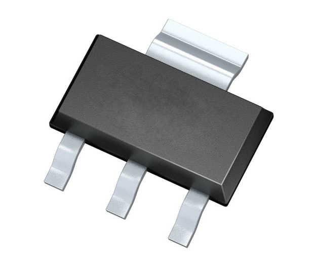 AMS1117 SMD 3V3 Doğrusal Voltaj Regülatörü