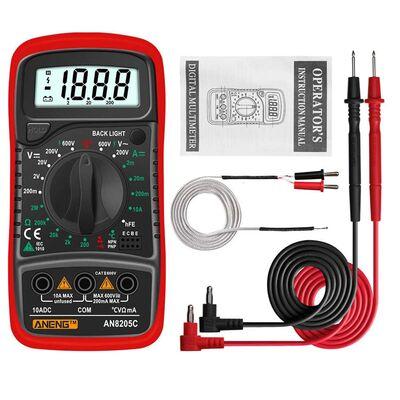 Aneng AN8205C Dijital Multimetre