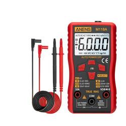 ANENG M118A Dijital Mini Multimetre - Thumbnail