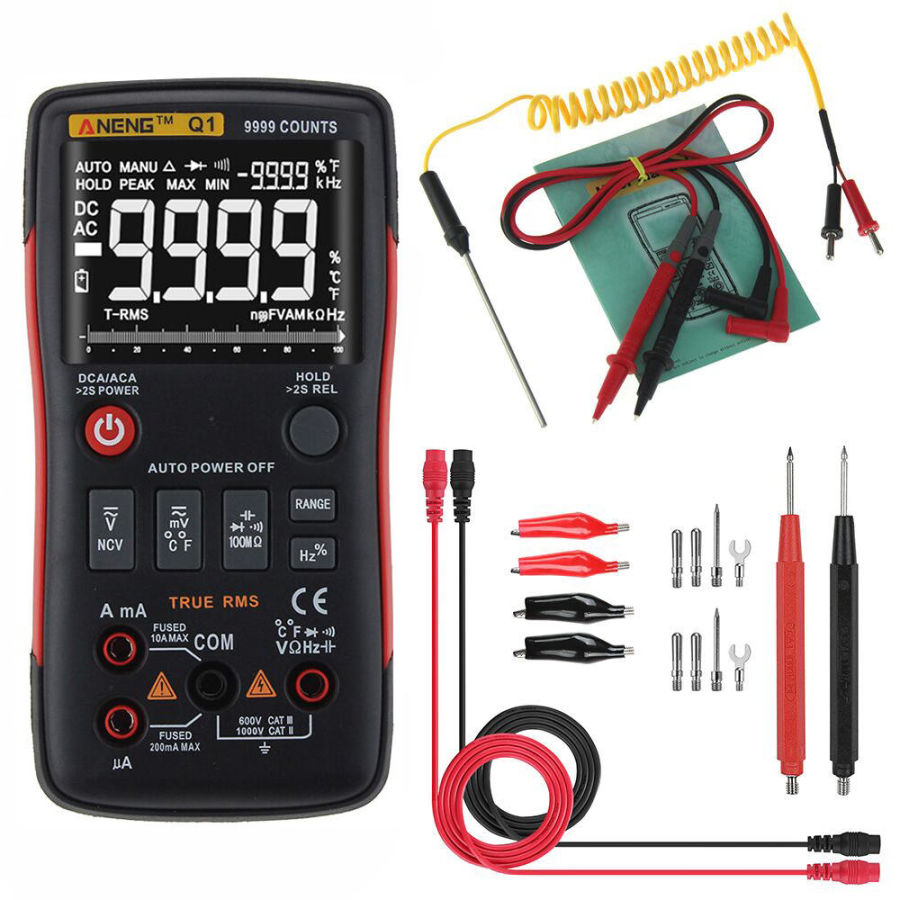 ANENG Q1 Dijital Multimetre