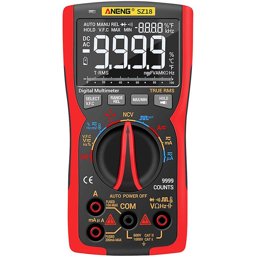 ANENG SZ18 Pro Dijital Multimetre