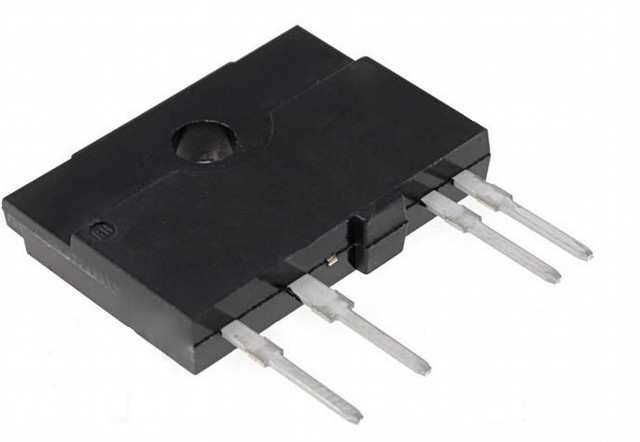 AQZ202D 2.7A 0-60V Solid State Röle - 1FormA