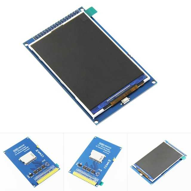 Arduino 3.5 Inch TFT LCD Ekran ve Modülü