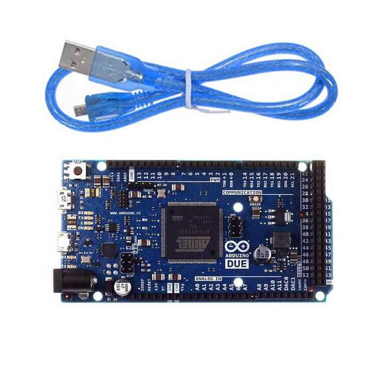 Arduino Due 3.3V Klon - USB Kablo Dahil