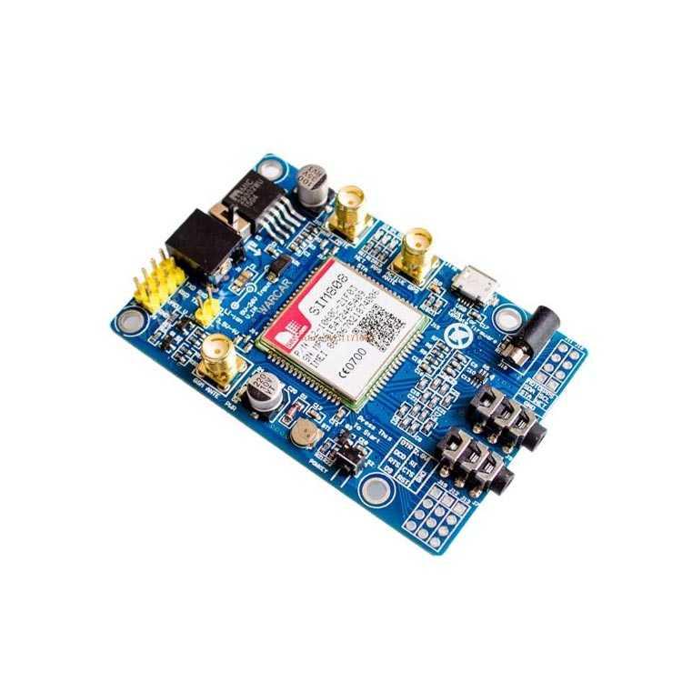 Arduino GSM - GPS - GPRS Geliştirme Modülü (IMEI No Kayıtlıdır)