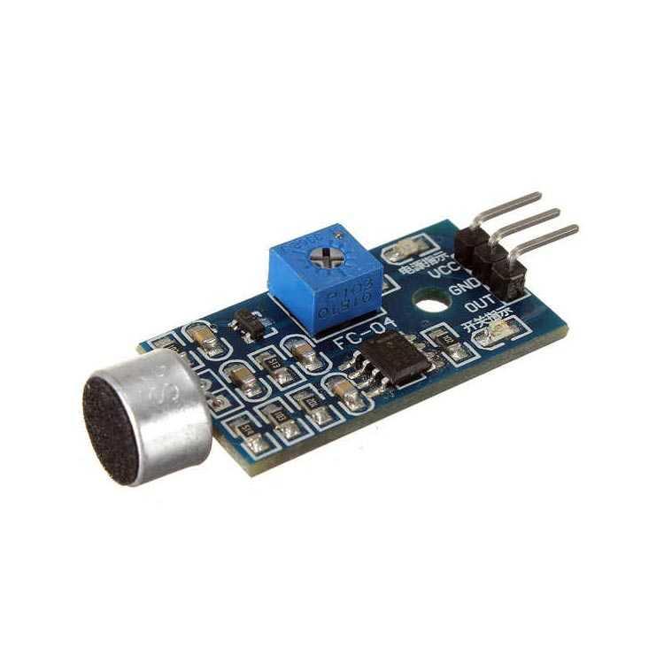 Arduino Gürültü / Ses Algılama Modülü