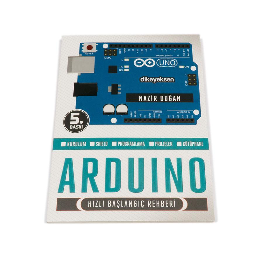 Arduino Hızlı Başlangıç Kitabı
