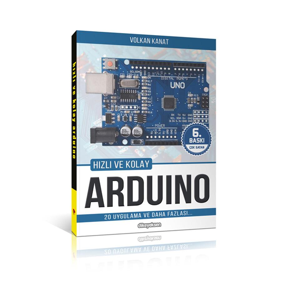 Arduino Hızlı & Kolay Kitabı - Volkan Kanat