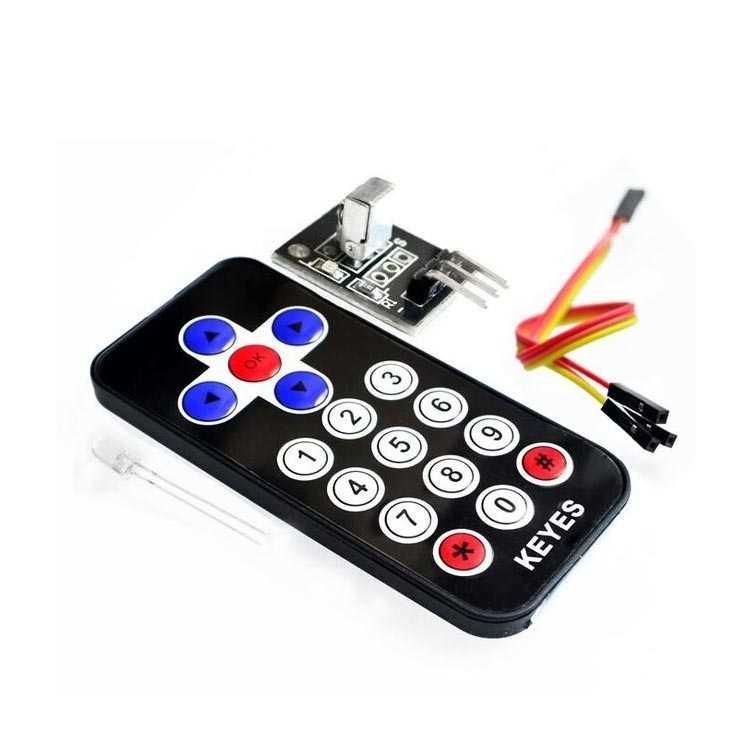 Arduino Kızılötesi Kit
