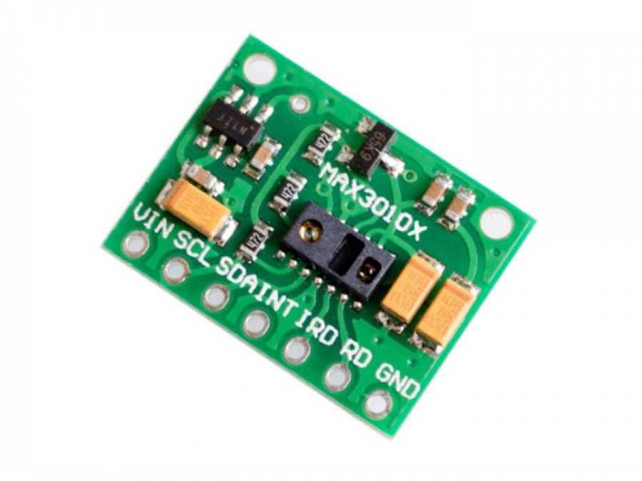 Arduino Kalp Hızı - Nabız Sensörü Max30102