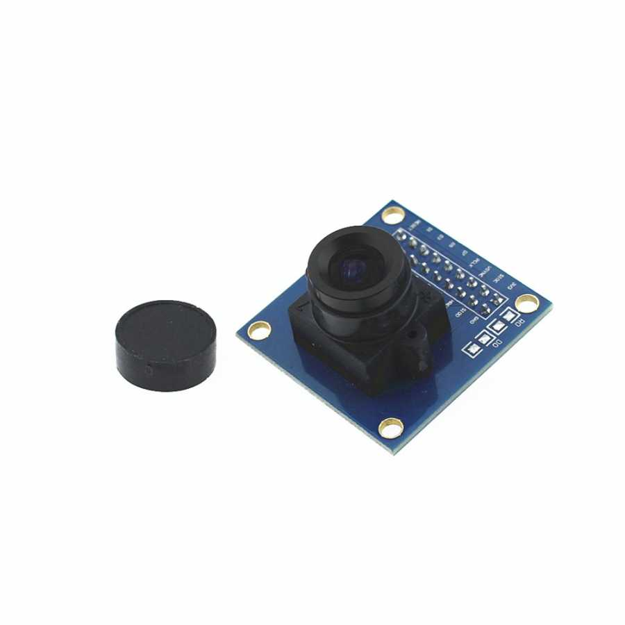 Arduino Kamera Modülü