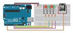 Arduino Kızılötesi Sensör - Thumbnail