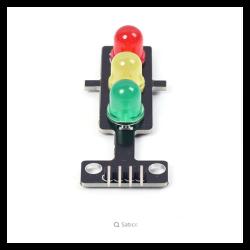 Arduino LED Trafik Lambası Modülü - Thumbnail