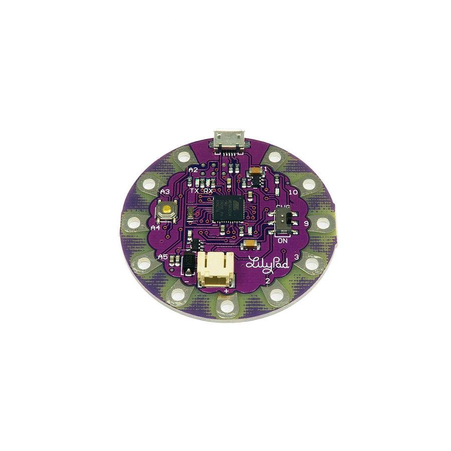 Arduino Lilypad Atmega32U4 Geliştirme Kartı