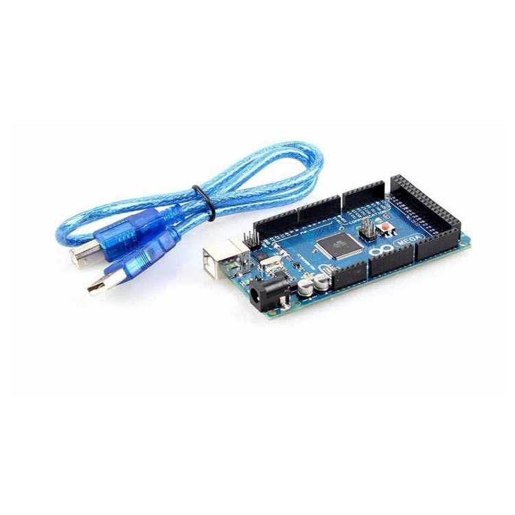 Arduino Mega 2560 R3 Klon (USB Kablo Dahil)