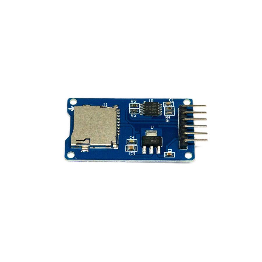 Arduino Micro Sd Kart Modülü