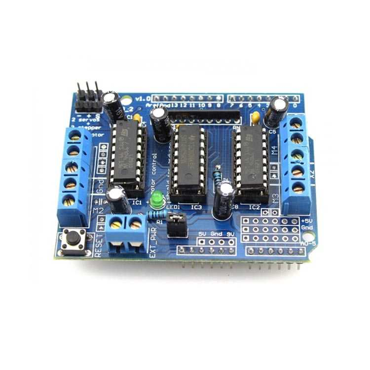 Arduino Motor Shield - L293D