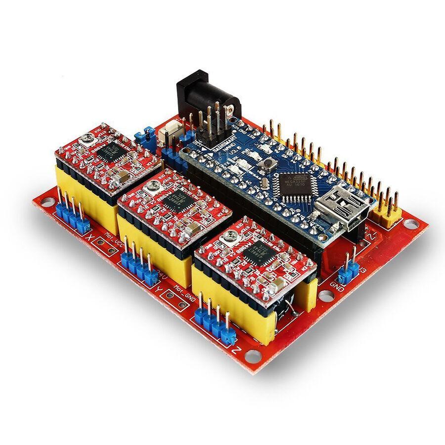 Arduino Nano CNC Shield Kit