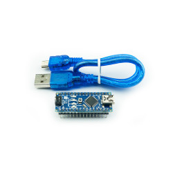 Arduino Nano Klon - USB CH340 Chip (USB Kablo Dahil) - Thumbnail
