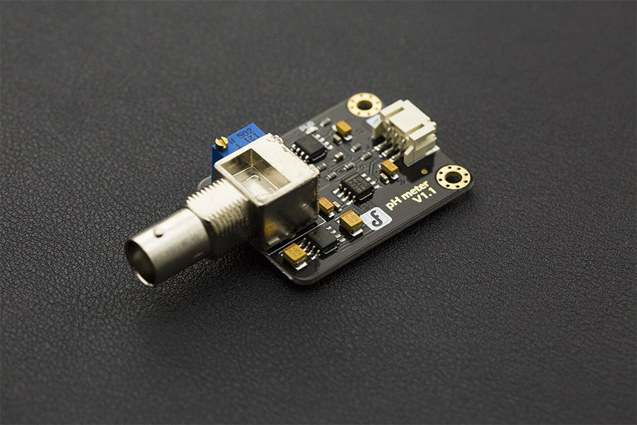 Arduino pH Sensörü / Meter Pro Kiti - Gravity