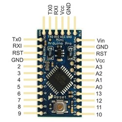 Arduino Pro Mini 3.3V Klon - Thumbnail