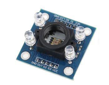 Arduino Renk Tanıma Sensörü GY-31