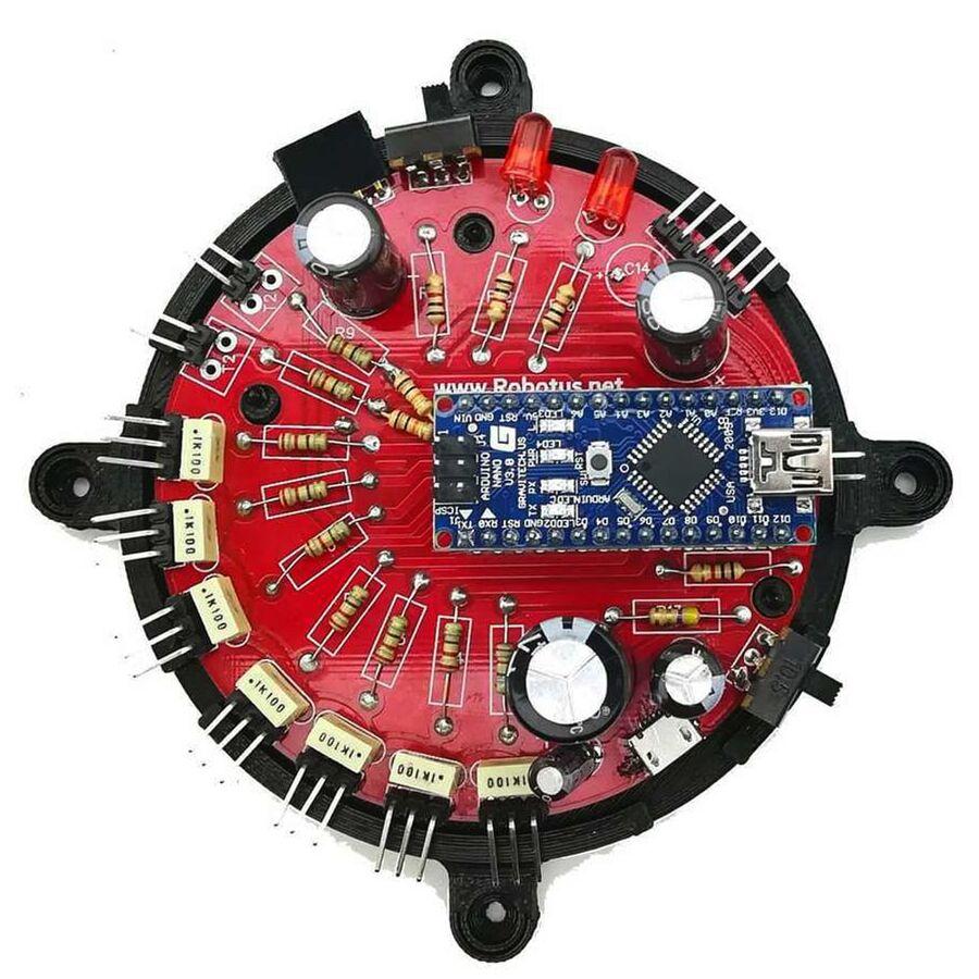 Arduino Robot Kol Kiti (Montajlı)