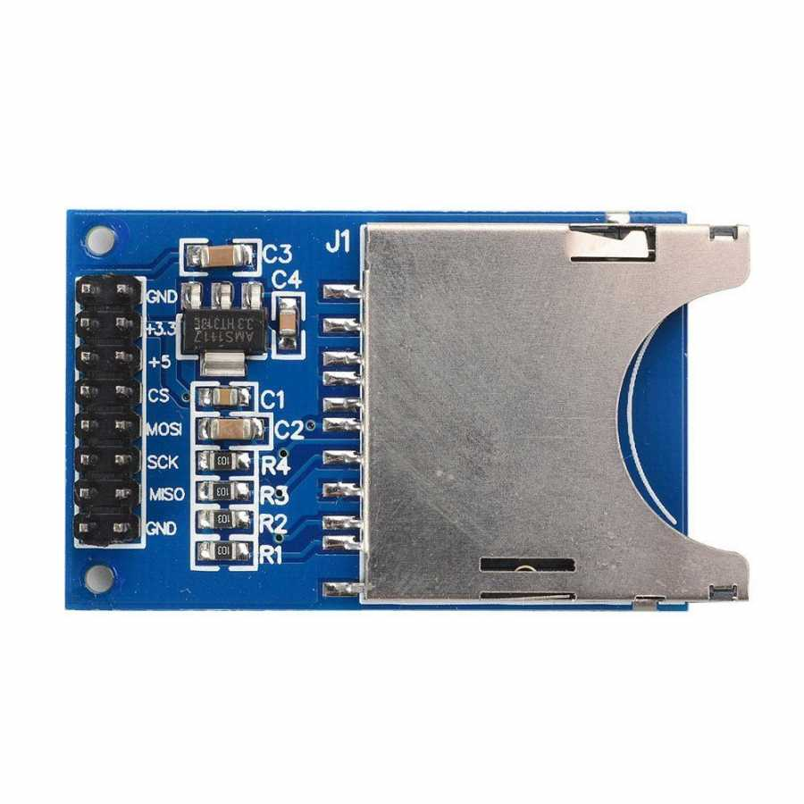 Arduino Sd Kart Modülü