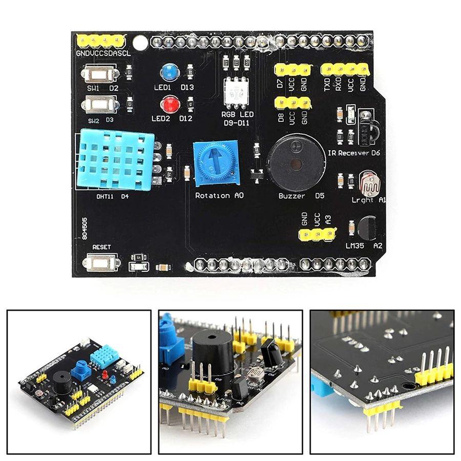 Arduino Sensör Geliştirme Kartı