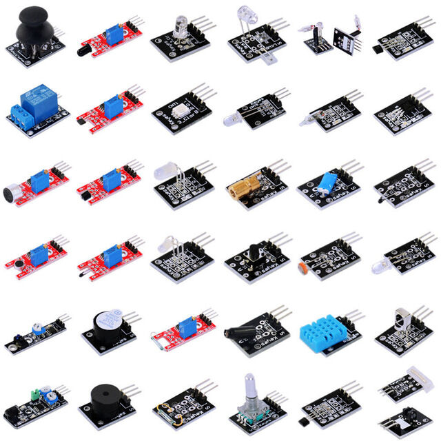 Arduino Sensör Seti (37 parça)
