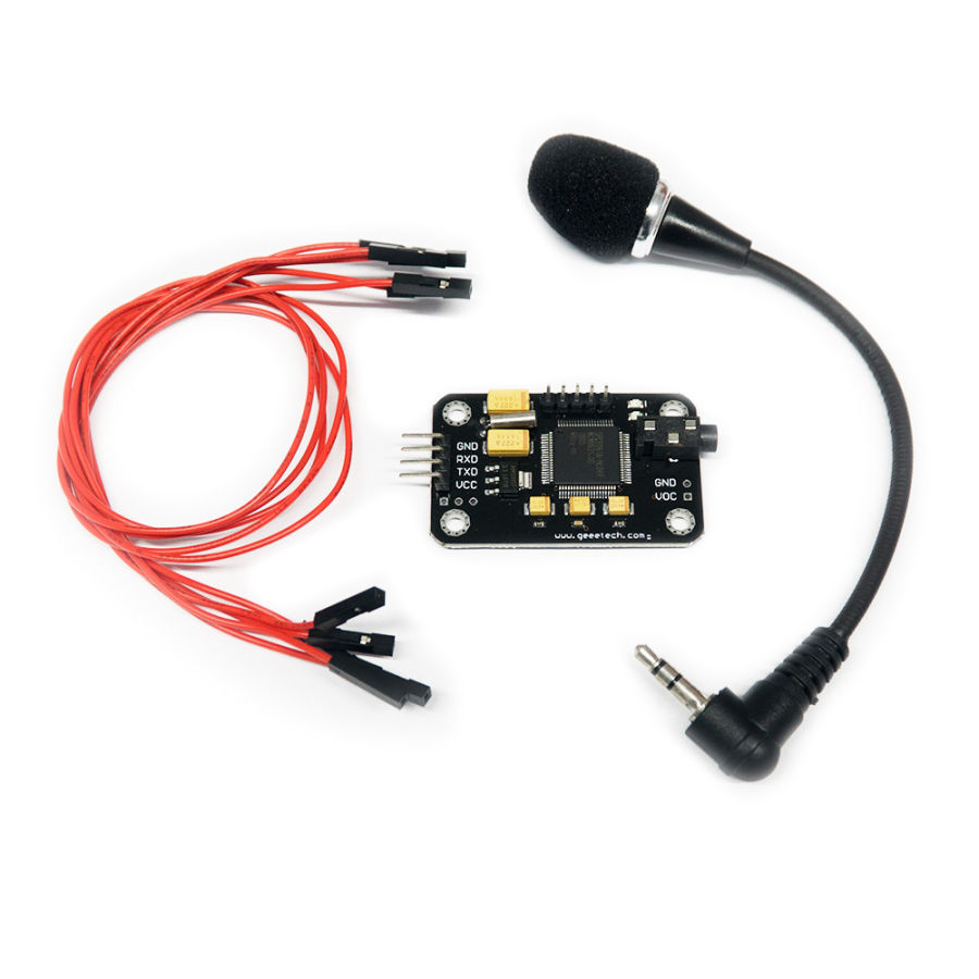 Arduino Ses Tanıma Modülü - Arduino Voice Kiti - Geetech