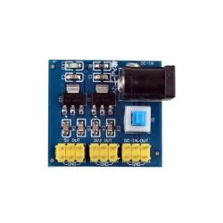 6-12V - 3.3-5.5V Arduino Step Down DC DC Çevirici - Thumbnail